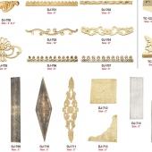 Brass Door Jewellery
