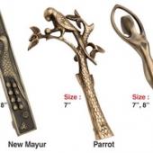 Brass Fancy Handles