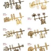 Brass Manichitral Aldrops