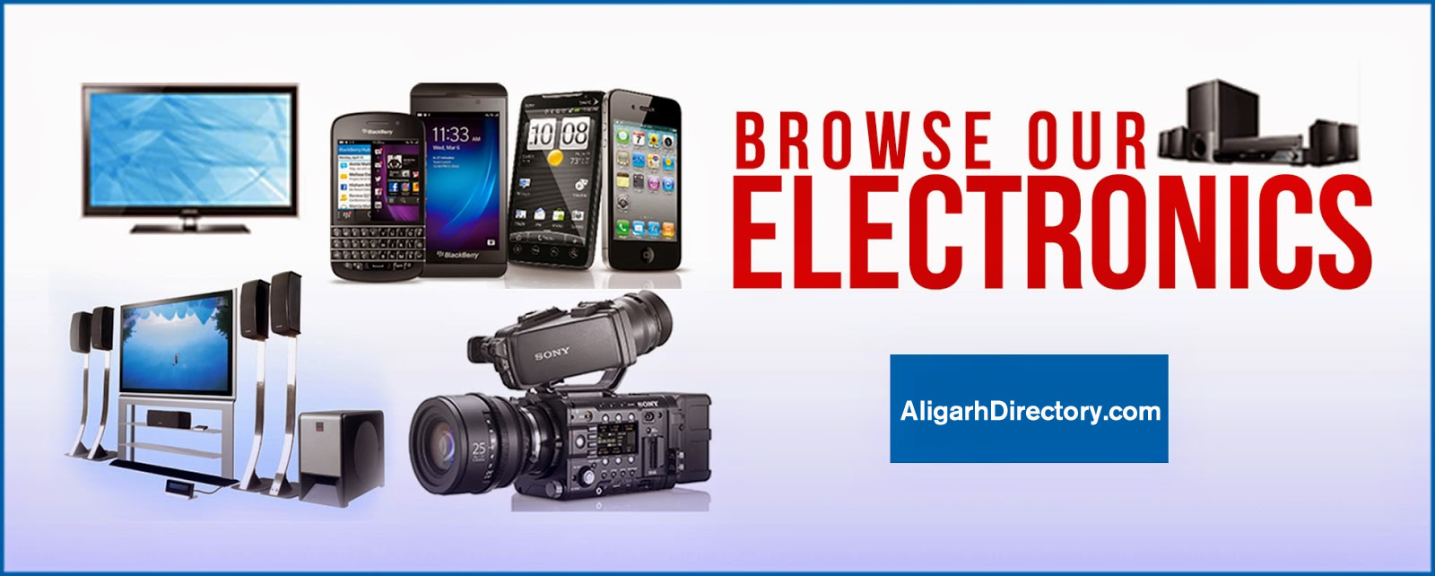 Electronic Showrooms In Aligarh