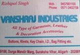Vanshraj Industries