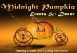 Midnight Pumpkin Events & Decor