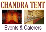 Chandra Tent- Events & Caterers