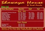 SHAWAYA HOUSE & Fast Foods