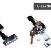 Glass Sliding Locks