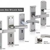 M-L Sets Two Tone Zinc