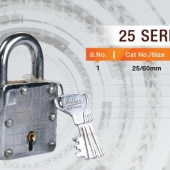 Pad Lock- 25 Series