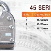 Pad Lock- 45 Series
