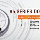 Pad Lock- 95 Series Double Lock