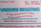 Vanshraj Industries