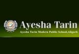 Ayesha Tarin Modern Public School